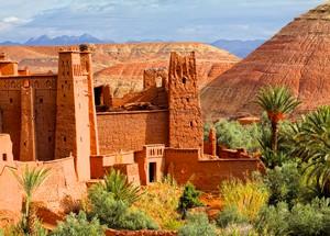 Ait Ben Haddou & Ouarzazate day-trip