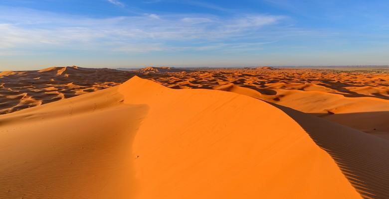 Sahar Desert of Erg Chebbi