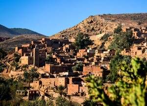 High Atlas Mountains & Berber trails day-trip