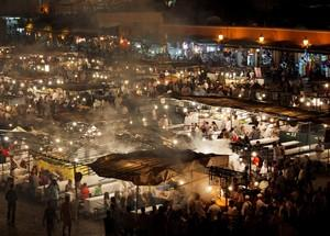 Marrakech & Atlas mountains short break - VIP tours