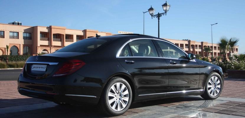 Mercedes E Class Morocco