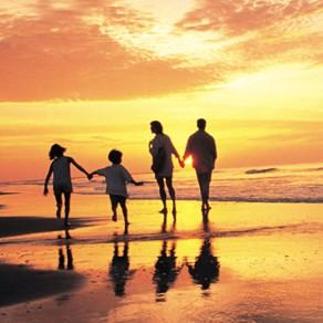 Morocco beach holiday