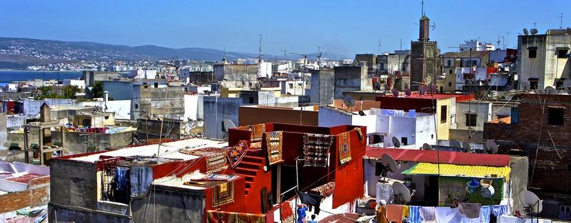 Travel to Tangier
